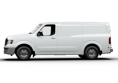 New Nissan NV2500 HD in Bozeman