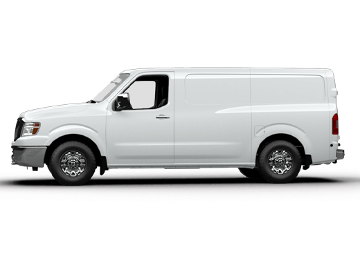 New Nissan NV2500 HD in Lee's Summit