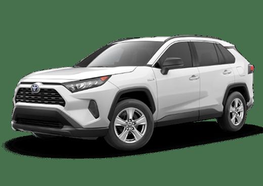 New Toyota RAV4 Hybrid Richmond, KY