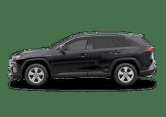 New Toyota RAV4 Hybrid at Decatur