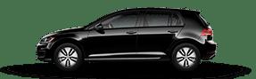 New Volkswagen e-Golf near Bakersfield
