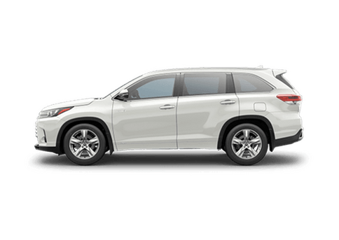 New Toyota Highlander Hybrid in Burnsville