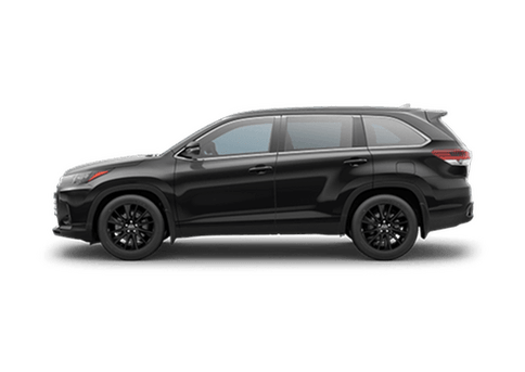 New Toyota Highlander in Burnsville