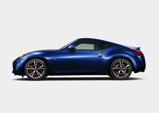 2020 370Z Coupe Sport