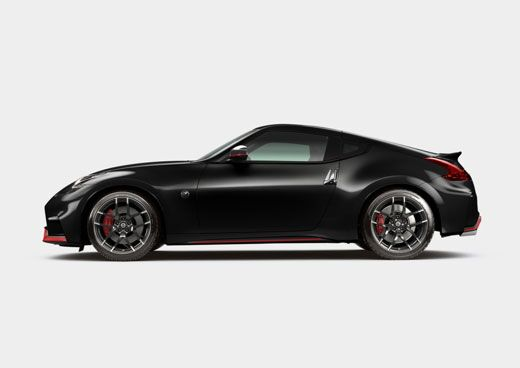 2020 370Z Coupe Nismo 7-Speed Automatic