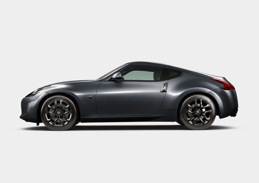 2020 370Z Coupe 370 Z 7-Speed Automatic