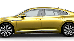 New Volkswagen Arteon at Chattanooga