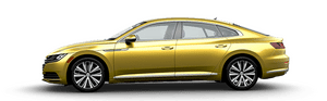 New Volkswagen Arteon at Miami