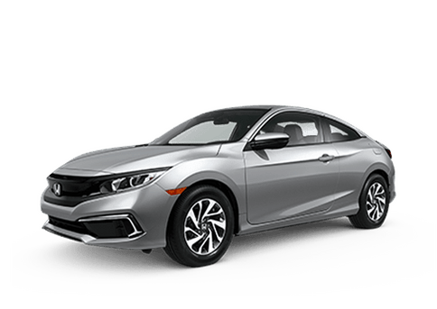 New Honda Civic in Johnson City