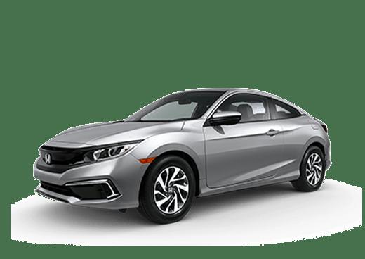 New Honda Civic near Chattanooga