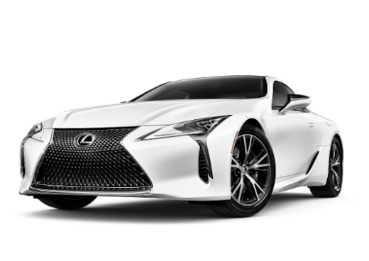 New Lexus LC near Saint John