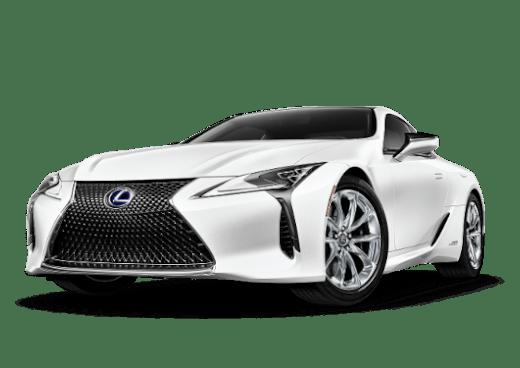 New Lexus LC Hybrid near Saint John