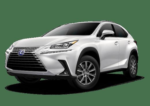 New Lexus NX Hybrid near Saint John