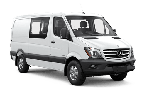 New Mercedes-Benz Sprinter Crew Van in San Jose