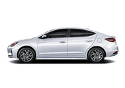 New Hyundai Elantra at High Point