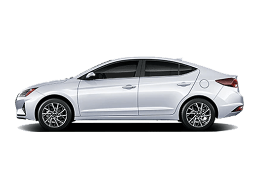 New Hyundai Elantra near High Point