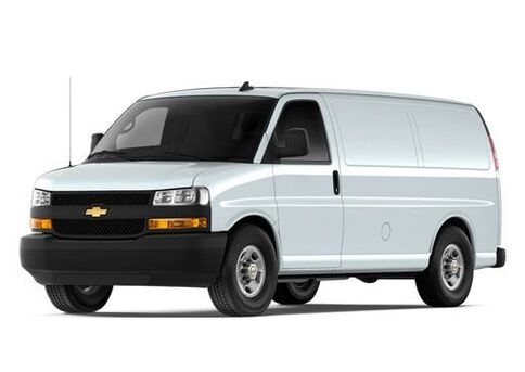 New Chevrolet Express 3500 in Raleigh