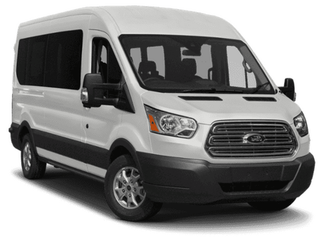 New Ford Transit-350 in Calgary