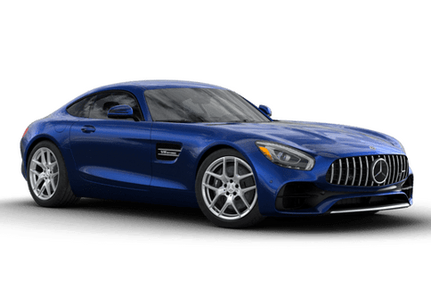 New Mercedes-Benz GT in Chicago