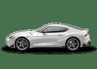 New Toyota GR Supra at Seaford