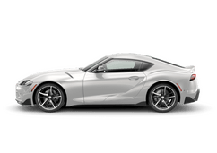 New Toyota GR Supra at Green Bay