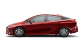 New Toyota Prius Prime at Vacaville