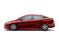 New Toyota Prius Prime at Fallon