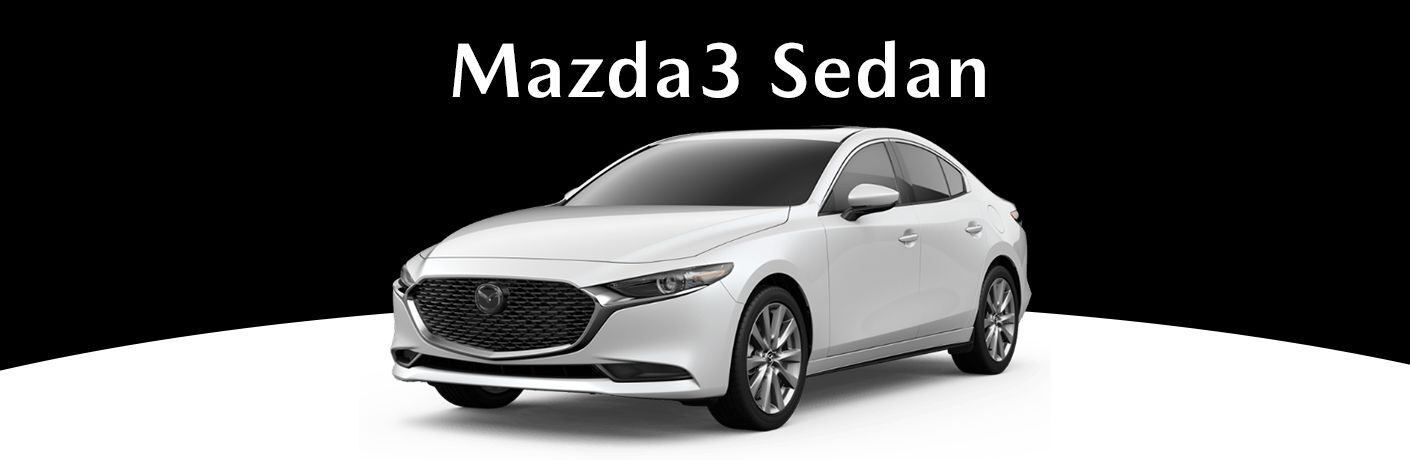 New Mazda Mazda3 Sedan Rochester, NY