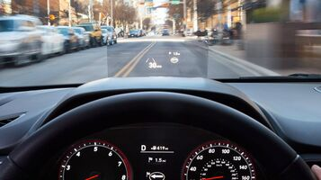Heads Up Display