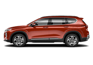 New Hyundai Santa Fe at High Point