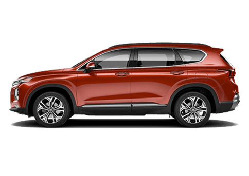 New Hyundai Santa Fe in Melbourne