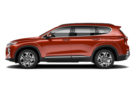 New Hyundai Santa Fe near High Point