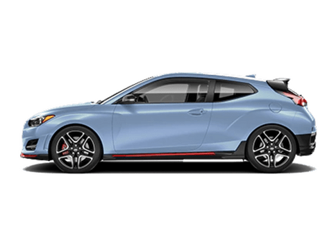 New Hyundai Veloster N in Cocoa