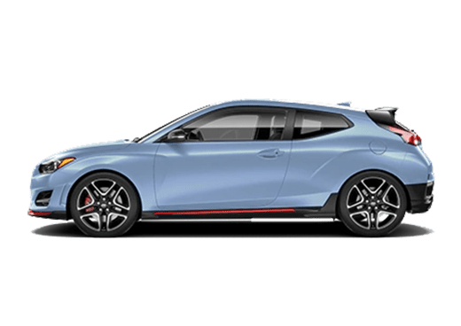 New Hyundai Veloster N near High Point