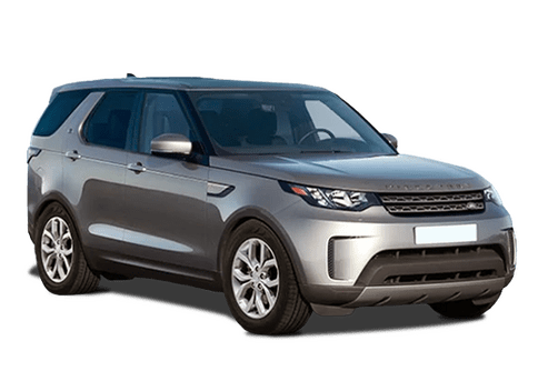New Land Rover Discovery in Mission