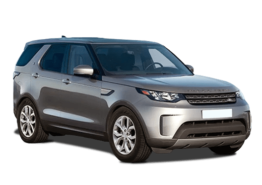 New Land Rover Discovery near Pasadena