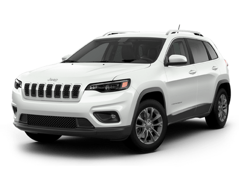 New Jeep Cherokee in Calgary