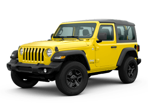 New Jeep Wrangler in Arecibo