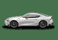 New Toyota Supra at Seaford