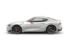 New Toyota Supra at Green Bay