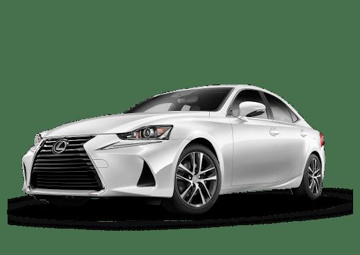 New Lexus IS near Saint John