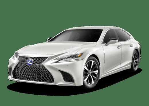 New Lexus LS Hybrid near Saint John