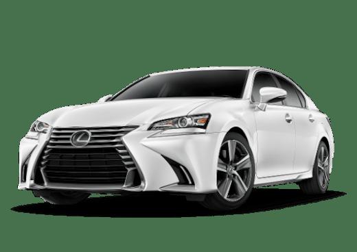 New Lexus GS near Saint John