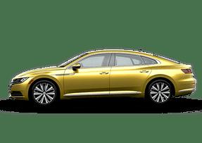 New Volkswagen Arteon at Salinas