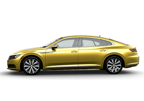 New Volkswagen Arteon in Mission
