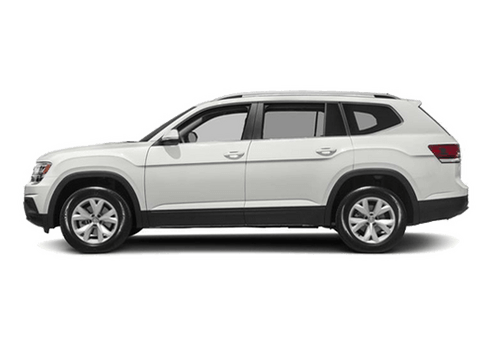 New Volkswagen Atlas in Burlington