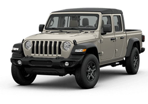 New Jeep Gladiator in Littleton