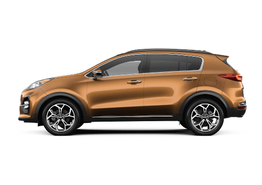 Sportage SX Turbo AWD