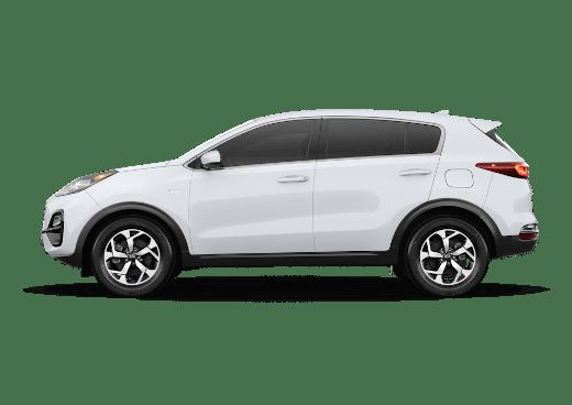 Sportage LX AWD