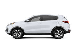 New Kia Sportage at Schenectady